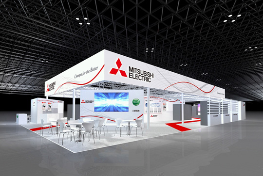 Mitsubishi Electric Exhibit